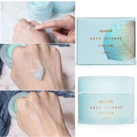 Marine Moisturizing Soothing Anti oxidation Mask Cream Hydrating Nourishing Repair & Whitening Skin Lighten Flaws Skin Care