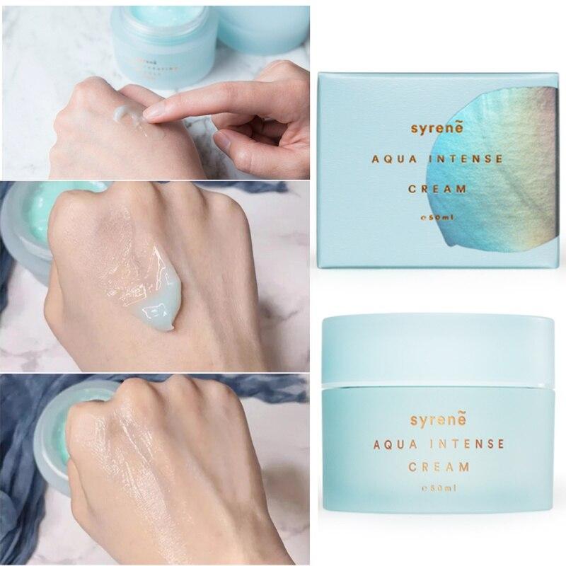 Marine hydratant apaisant Anti-oxydation masque crème hydratant nourrissant réparation & blanchiment de la peau éclaircit les défauts soins de la peau