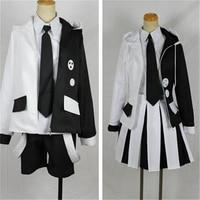 High Quality Danganronpa: Trigger Happy Havoc Monokuma Simulation Cosplay Lovers Cosplay Costume Fashion Sets