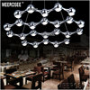 Italian New Design Modern LED Chandelier Light Modern LED Suspension Lighting Fixture For Foyer Dining Room