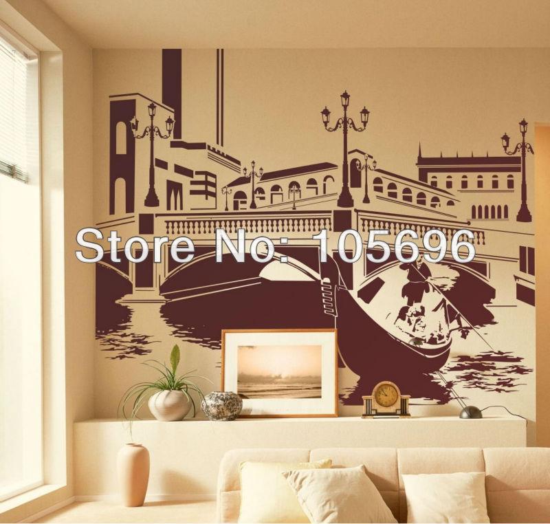la moda de nueva cm murales tatuajes de pared decoracin etiqueta engomada casera