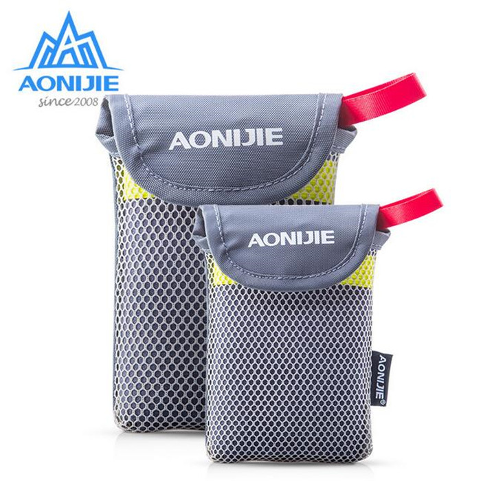 Adroit Aonijie Microfiber Quick Dry Towel Hand Face Hair Bath Towels Gym Camping Swimming Shower Sports Travel Towel Bag To Rank First Among Similar Products