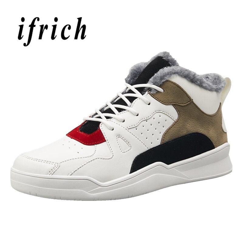 Hombres Pisos Zapatos Calzado Deporte Rojo Superior white Yellow Moda Caliente Zapatillas Cómodos Red Piel Jóvenes Los De Para Hombre Black white Negro Black Con Casual 7ar7qp