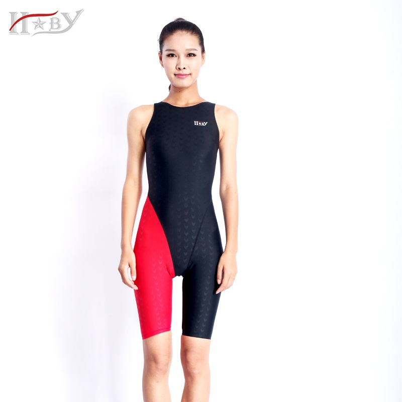 HXBY ladies swimming tights sport swimsuit women ...