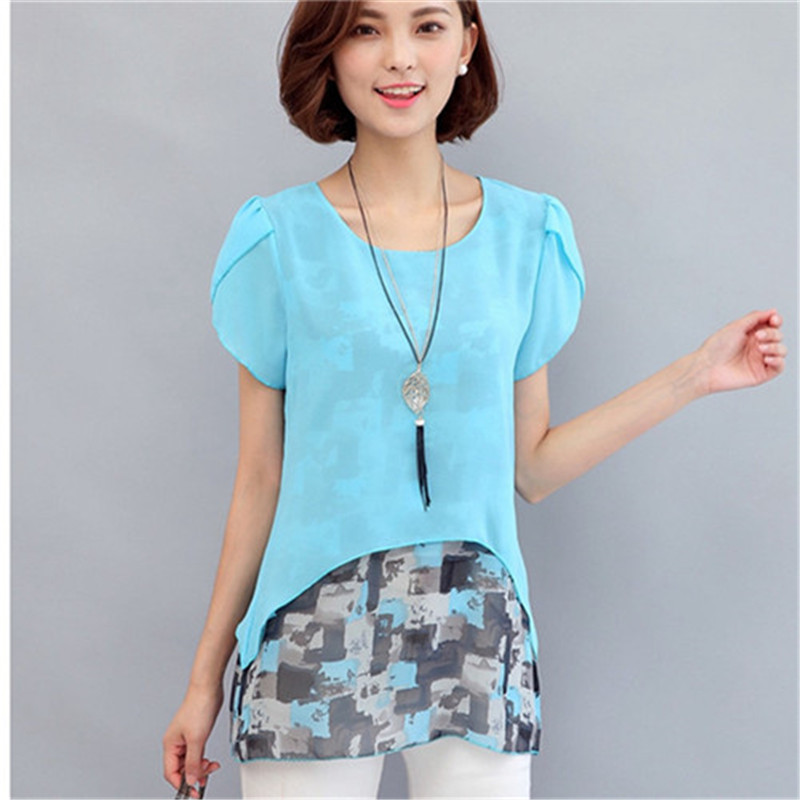 Women Blouses And Shirts 2017 Summer Shos