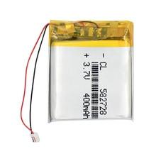 582728 400mah lithium polymer battery children positioning watch Smart anti lose