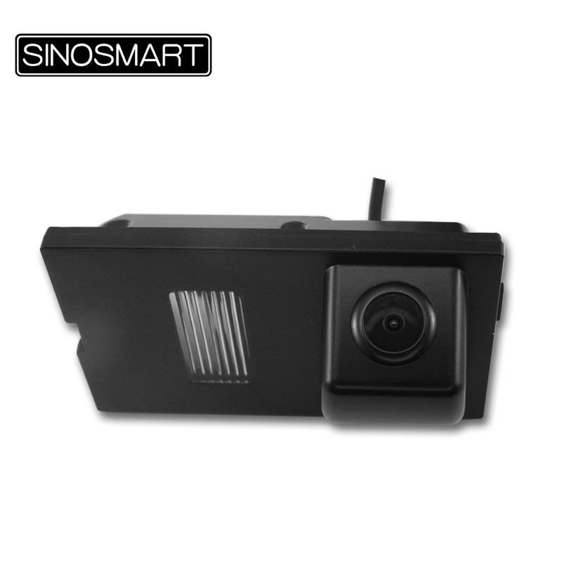 SINOSMART Parking-Reverse-Camera Freelander Rover Rearview HD For With New Factory Original-Size