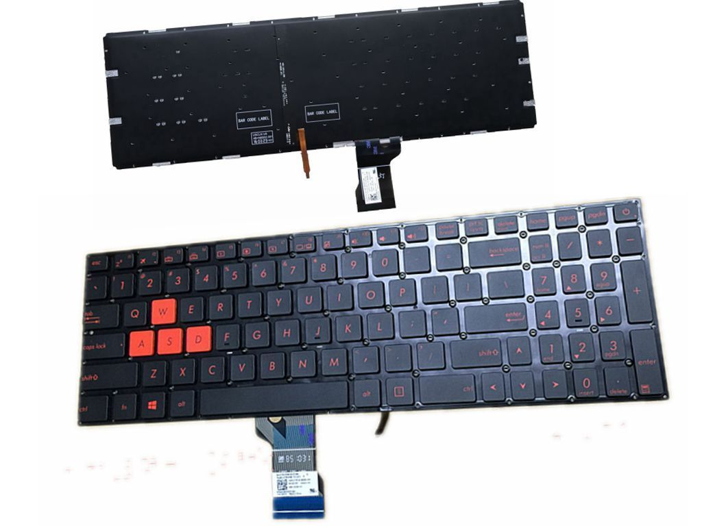 English Keyboard for ASUS S5VS S5VT S5VM G58J S5VT6700 S5V ...