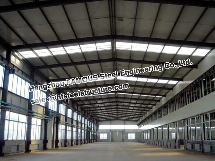 Prefabricated Industrial Steel Buildings For Agricultural