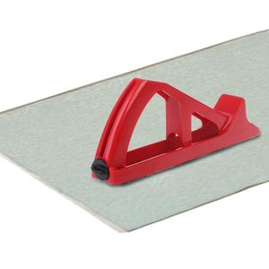 Image 3 - Gypsum Board File Planing Wallboard Rasp Trimmer Plasterboard Planer Abrasive Edge finishing Tool