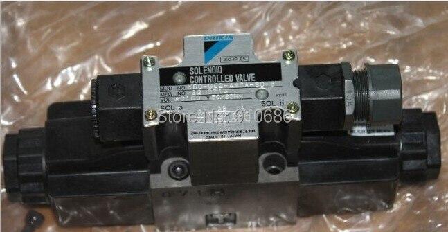 The original DAIKIN  solenoid valve LS-G02-2CA-20-L-647 daikin atxn25mv1b7 arxn25mv1b7