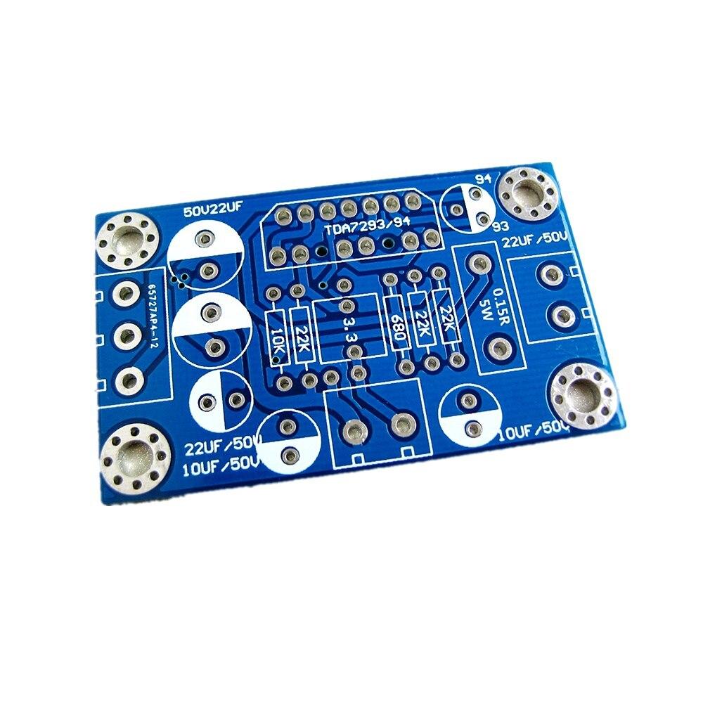 TDA7293/TDA7294 Universal Power Amplifier Board Mono Pure Post-Grade PCb Empty Board