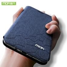 MOFi for Huawei P Smart Plus case cover Smart+ silicon PU leather PSmart plus 6.3 fundas