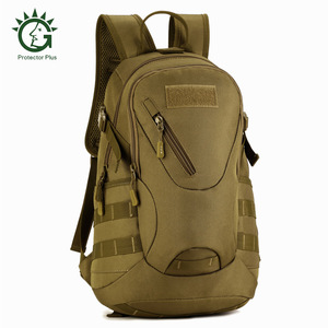 Protector Plus 20L Waterproof Backpack Military Tactical Molle Army Bag Camping Hiking Rucksack Durable School Bag Outdoor Bag