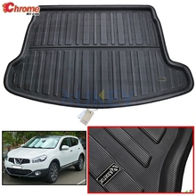 For Nissan Qashqai Dualis 2007 2008 2009 2010 2011 2012 2013 2014 2015 2016 2017 2018 2019 Boot Mat Rear Trunk Liner Cargo