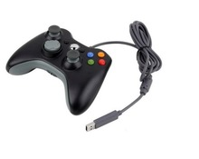 USB Wired Joypad Gamepad Controller For Microsoft Xbox Slim 360 For Pc Windows Joystick Game Controller PC