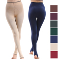 2015 New Fashion Fall Spring Womens Sexy Double-Sided Wear Velvet High Elastic Leggings Reversible Leggings Foot Pants For Women