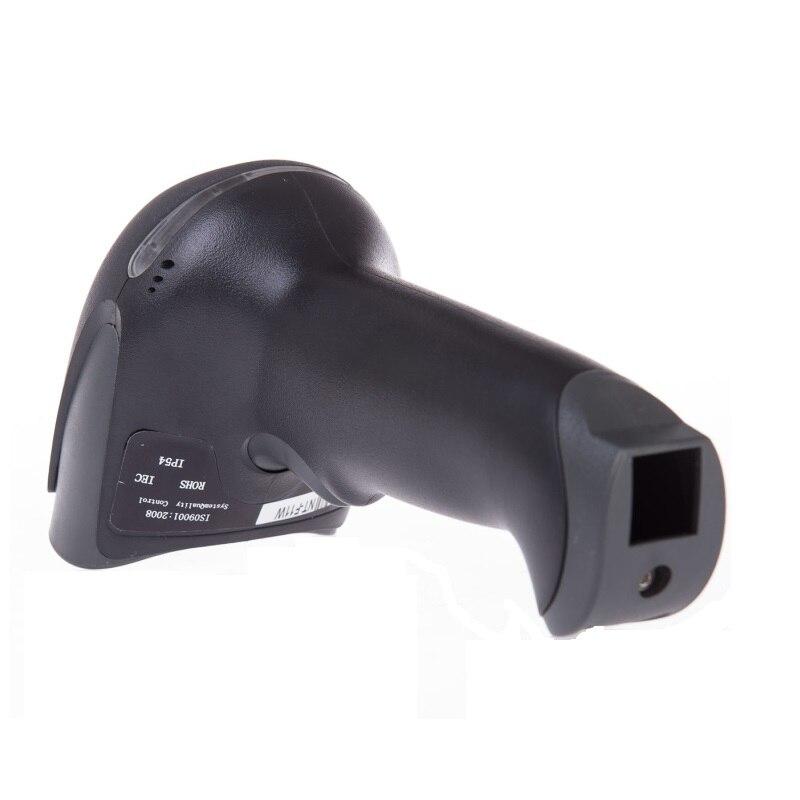 Сканер штрихкодов Barcode Reader высокоскоростной портативный сканер штрих-пистолет для складской логистики супермаркет