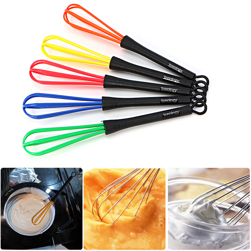 Brand Pro Salon Hairdressing Dye Cream Whisk Plastic Hair Mixer Barber Stirrer Tools Personal Care Appliance Accessories