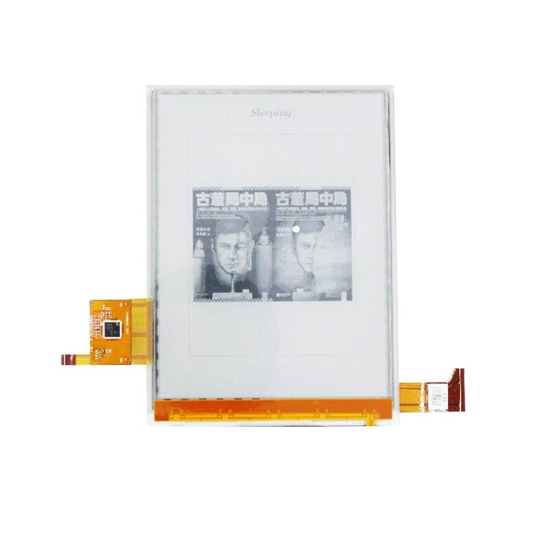 Pour le nouvel écran LCD 6 ''pouces ED060XH2 (LF)-00 ED060XH2 e-ink HD écran avec écran tactile pour lecteur ebook