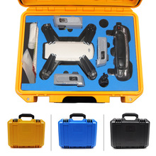For DJI Spark Accessory,Waterproof Hardshell Backpack ABS Case Bag RC Spare Parts Suitcase Box DJI Spark Accessories