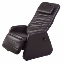 Goplus New Zero Gravity Sofa Chair Recliner PU Leather Chaise Lounge Home Office Furniture Sleeper Sofa Armchair HW49383(China)