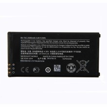 Original High Capacity BV-T5C phone battery for Nokia Lumia 640 RM 1113 1073 Dual 1077 BVT5C 2500mAh original high capacity bv t5c phone battery for nokia lumia 640 rm 1113 1073 dual 1077 bvt5c 2500mah