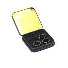 3 pz Spark Drone ND Filtri ND4 + ND8 + ND16 HD Filtro di protezione delle lenti Per DJI Spark Drone Accessori