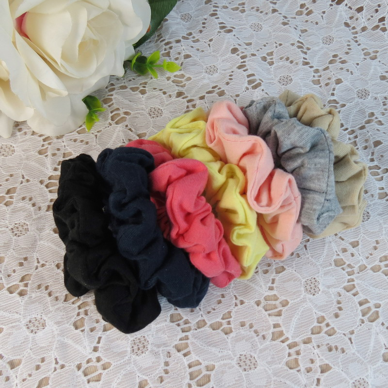 Headwear Hair Ribbons Ponytail Holder Hair Tie Band Korean Style Women Hair Accessories Fabric Hair Bands halloween party zombie skull skeleton hand bone claw hairpin punk hair clip for women girl hair accessories headwear 1 pcs