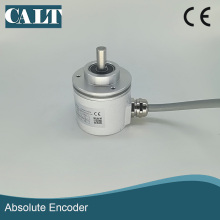 Low price single lap absolute encoder SSI interface output 14 bits 16384 resolution CAS60R14E10SGB angle position sensor low price single lap absolute encoder ssi interface output 14 bits 16384 resolution cas60r14e10sgb angle position sensor