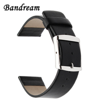 Super Thin Genuine Calf Leather Watchband 18mm 20mm For Withings Activite Pop Sapphire Steel HR 36mm