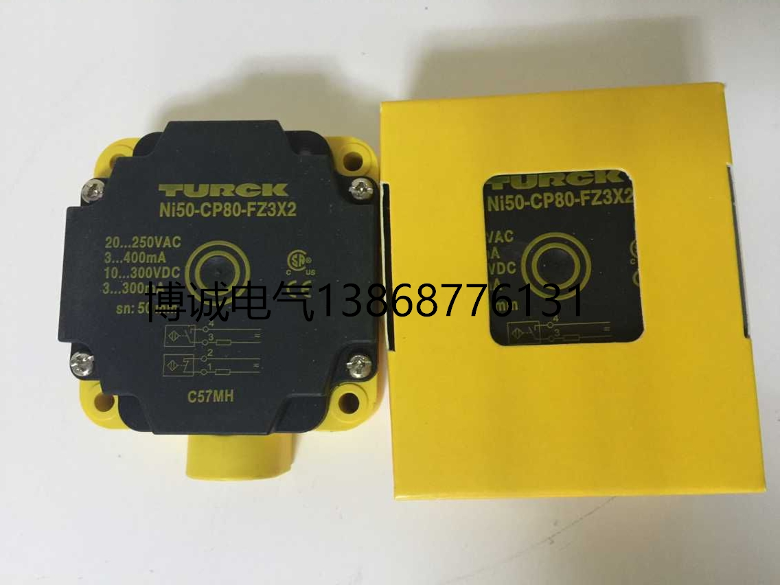 New original  NI50-CP80-FZ3X2 Warranty For Two Year new original ni50 cp80 ap6x2 warranty for two year