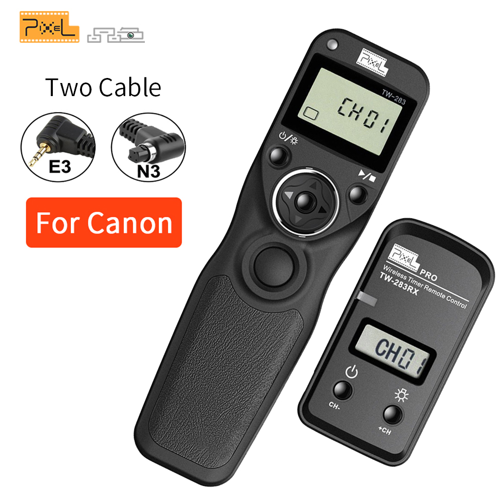 Pixel Camera Connecting Plug Cord for Canon Cameras with Pixel ...