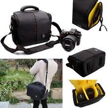 Waterproof Digital camera Case Bag with Strap for Nikon D3400 D3300 D3200 D5100 D7100 D5200 D5300 D90 D7000 D610 P900 P520 D750 D7200