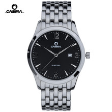 цена на Relogio Masculino CASIMA Watch Mens Watches Top Brand Luxury Business Calendar Quartz Wrist Watch Men Dress Clock Montre Homme
