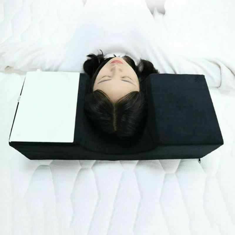Professional Waterproof Grafted Eyelash Extension Pillow U Shape Lash Pillow Ergonomic Memory Pillows For Beauty Makeup Salon