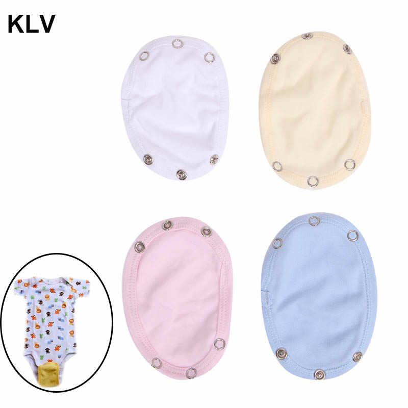 Pañal de mezcla de algodón para bebé lavable al por mayor paquete de ropa de bebé niña Fart pieza de extensión más larga para bebé