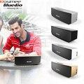 Original bluedio bs-3 mini portáteis sem fios bluetooth speaker soundbar v4.1 stereo música hands-free chamada vs piple xiaomi almiscarado