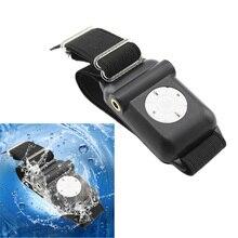 Pequeño y compacto Reproductor de mp3 resistente al agua 8 GB IPX8 Impermeable Deportes Auriculares Mp3 Descargar para el Surf Natación Buceo