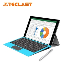 Teclast Tbook 16 Power PC de La Tableta de 11.6 Pulgadas Intel Atom X7 Quad Core 8 + 64G de Windows 10 + Android 6.0 1920*1080 2 en 1 Tablet Tipo C