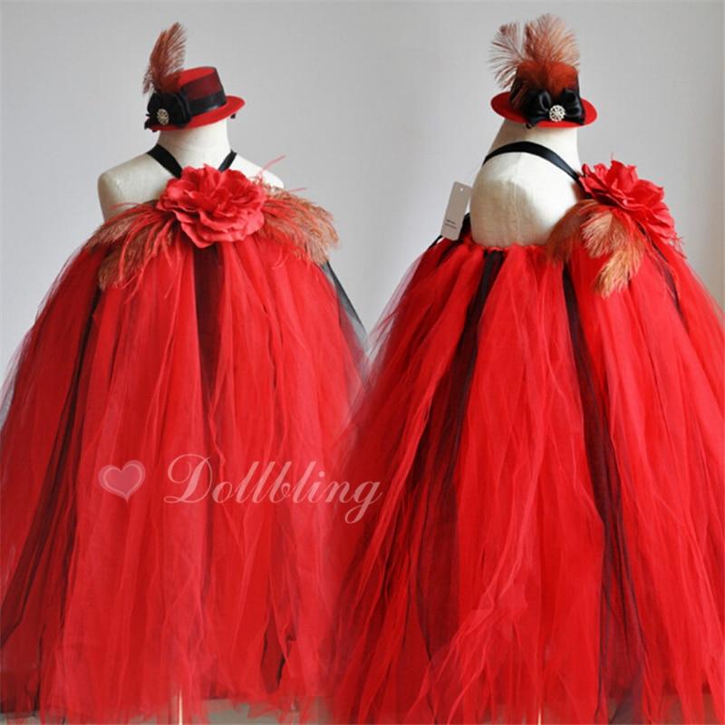 Ellie's Bridal Big Red Happy Wedding Gown Designer Brides little girl dress Teen girl Viantage Chinese tulle dress 1050 свадебное платье happy about the wedding dress hs1861 2015