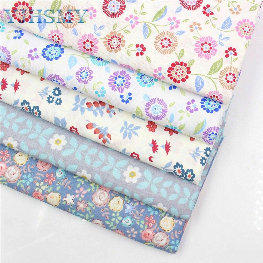 YJHSMY176261,Flower series cotton fabric,width 50 x160cm/pcs,DIY handmade crib bedding sets,pillows,tablecloths,baby bed linings