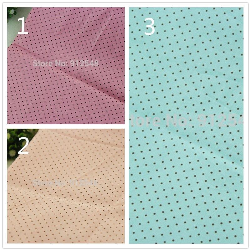 15317315, serie de puntos de la tela de algodón de 50 cm * 150 cm, diy hecho a m
