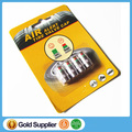 5sets/Lot! New Arrival Car Styling Universal Car Tire Caps Auto Auto Tire Pressure Monitor Valve Stem Caps Indicator 2