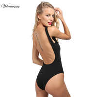 Gagaopt 2016 Summer Sexy Backless Jumpsuit