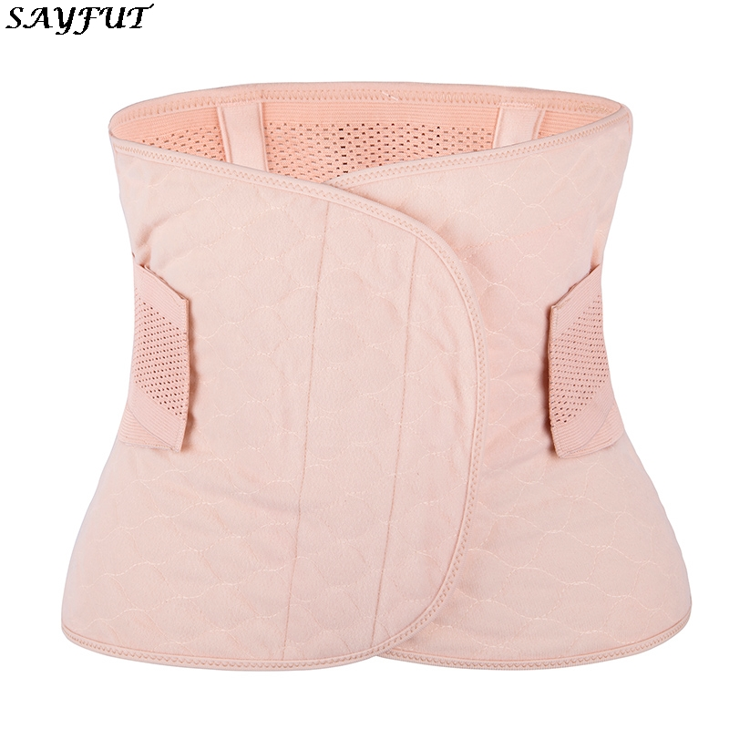 SAYFUT Waist Trainer Corset for Weight Loss Workout Body Shaper Tummy Control Belt Body Shaper Tummy Fat Burning for Hourglass image