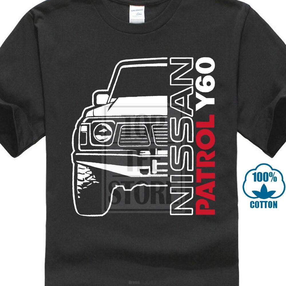 Nissan Patrol Y60   T     Shirt