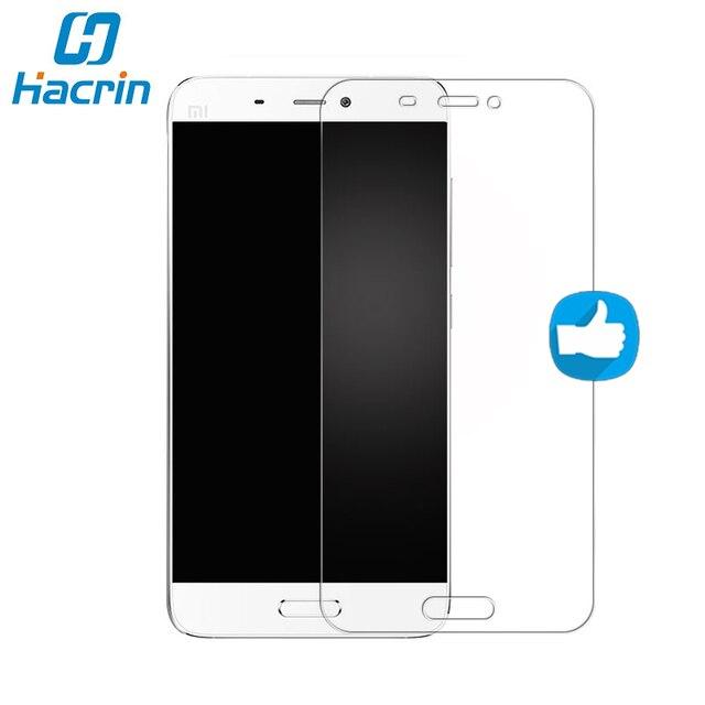 Hacrin Для Сяо Mi Mi5 закаленное Стекло 9 H 2.5D царапинам гвардии Экран защитный Плёнка Для Сяо Mi mi 5 M5 мобильного телефона