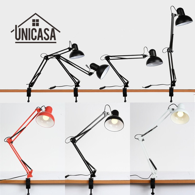 Ordinateur De Bureau Moderne Lampe Promotion Led Clip Lumieres De
