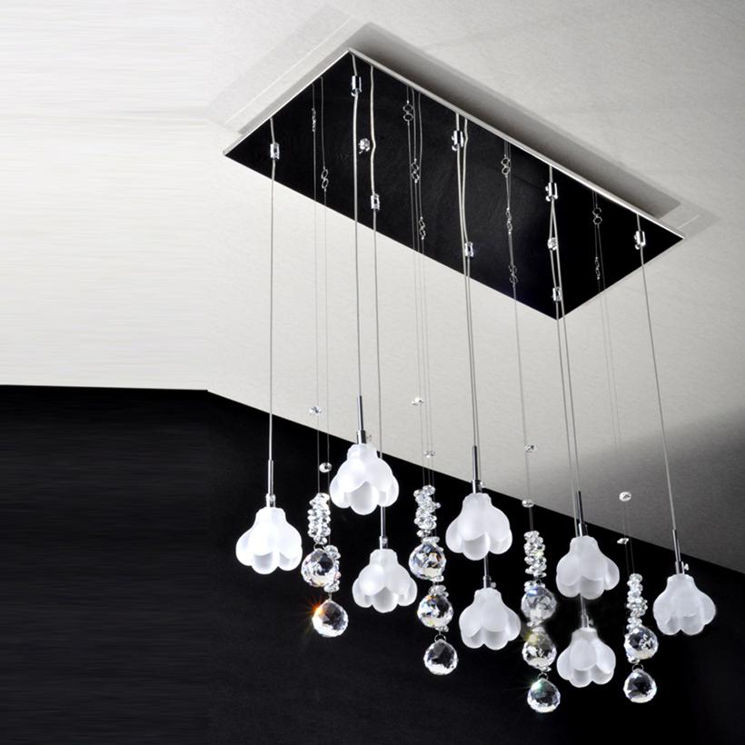 lmparas de hierro forjado de techo de cocina modernas luces colgantes para comedor luminaria suspendu colgante lmparas luces r